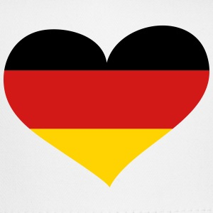 Germany Heart; Love Germany Sportswear - Trucker Cap