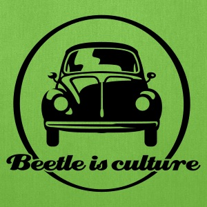 Beetle is Culture Bags & backpacks - Tote Bag
