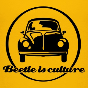 Beetle is Culture Kids' Shirts - Kids' Premium T-Shirt