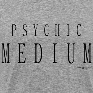 Psychic Medium T Shirt - Black T-Shirts - Men's Premium T-Shirt