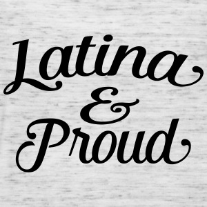 latina and proud Tanks - Women's Flowy Tank Top by Bella