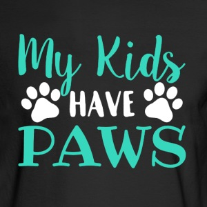 Paws Shirt - Men's Long Sleeve T-Shirt
