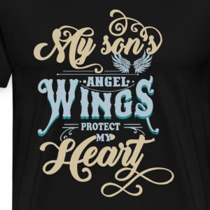 Son Angel Wings Shirt - Men's Premium T-Shirt