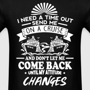 On A Cruise - Men's T-Shirt