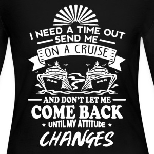 On A Cruise - Women's Long Sleeve Jersey T-Shirt