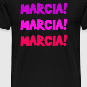 The Brady Bunch - Marcia Marcia Marcia! T-Shirts - Men's Premium T-Shirt