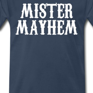 Mister Mayhem - Sons Of Anarchy T-Shirts - Men's Premium T-Shirt