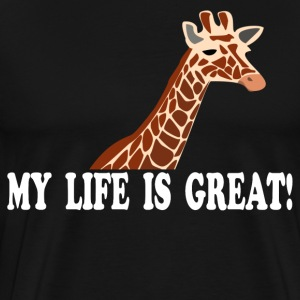 The Hangover - My Life Is Great! T-Shirts - Men's Premium T-Shirt