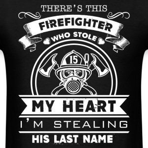 Firefighter Shirts - Men's T-Shirt
