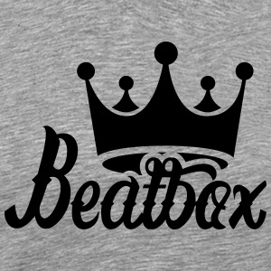 beatbox T-Shirts - Men's Premium T-Shirt