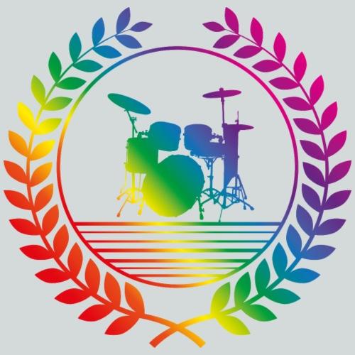 drummer rainbow