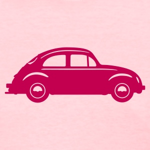 Beetle Car (in Profile) T-Shirts - Women's T-Shirt