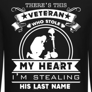 Veteran Shirt - Crewneck Sweatshirt