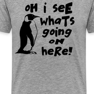Billy Madison - Oh I See Whats Going On Here! T-Shirts - Men's Premium T-Shirt