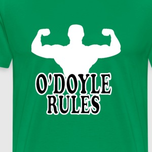 Billy Madison - O'Doyle Rules T-Shirts - Men's Premium T-Shirt