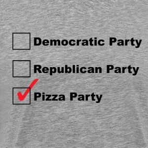 Pizza Party T-Shirts - Men's Premium T-Shirt