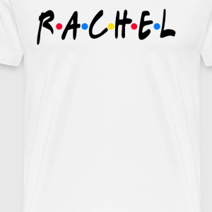 Rachel - Friends T-Shirts - Men's Premium T-Shirt