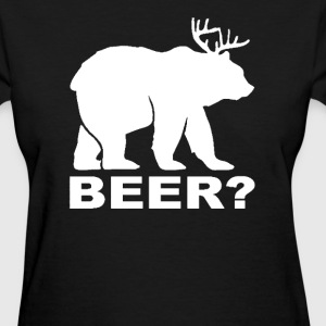 New Bear Deer - Women's T-Shirt