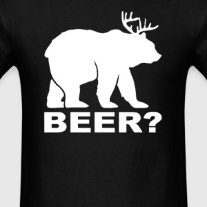 New Bear Deer - Men's T-Shirt