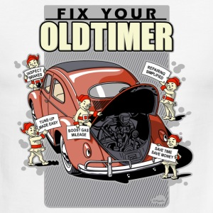 Fix your Oldtimer (V.1) T-Shirts - Men's Ringer T-Shirt