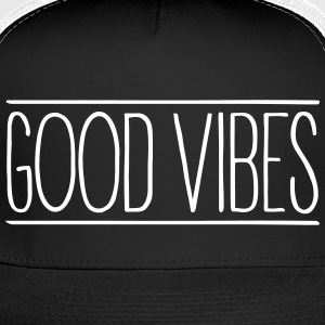 Good Vibes Sportswear - Trucker Cap