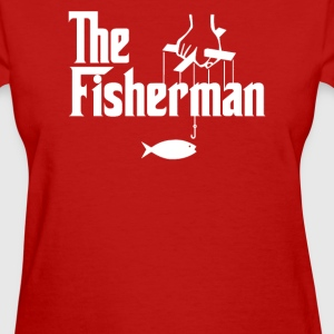 The fisherman - Women's T-Shirt