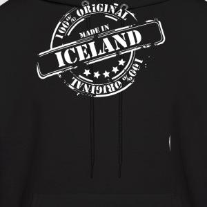 MADE IN ICELAND - Men's Hoodie