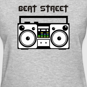 Beat Stree - Women's T-Shirt