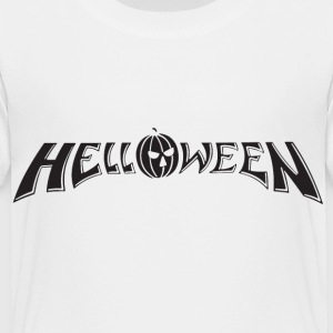 helloween logo Rock - Toddler Premium T-Shirt