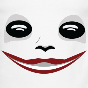 jocker smile T-Shirts - Men's Ringer T-Shirt