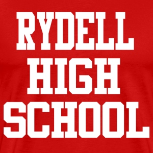 Rydell High School - Grease T-Shirts - Men's Premium T-Shirt