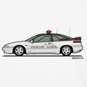 Alcyone SVX Kenkyo Subaru Test Center T-Shirts - Baseball T-Shirt