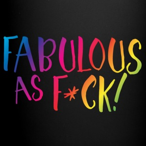 Fabulous as F*ck! Mugs & Drinkware - Full Color Mug