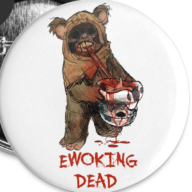 """""""Evoking Dead"""" Pin"""