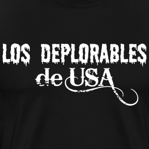 Los Deplorables - Men's Premium T-Shirt