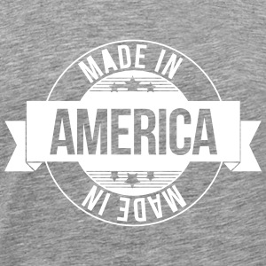 Made in America Tee Shirt - Men's Premium T-Shirt
