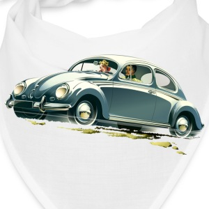 Beetle Car - Vorsprung Caps - Bandana