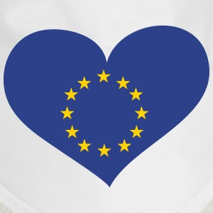 Europe Heart; Love Europe Other - Dog Bandana