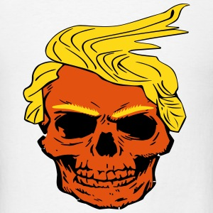 Trump Skull T-Shirts - Men's T-Shirt