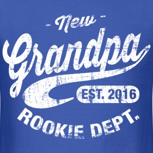 New Grandpa 2016 T-Shirts - Men's T-Shirt
