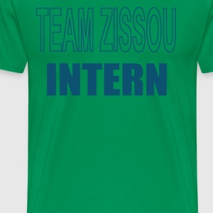 Team Zissou Intern - The Life Aquatic T-Shirts - Men's Premium T-Shirt