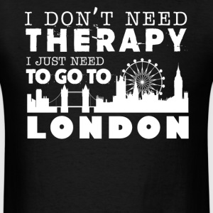 London Therapy Shirt - Men's T-Shirt