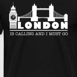 Love London Shirt - Men's Premium T-Shirt