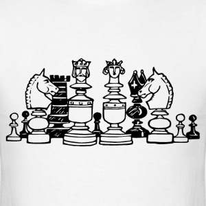 Chess - Men's T-Shirt