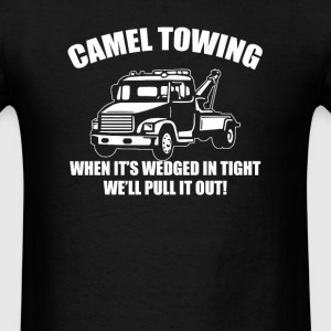 Camel Towing Mens - Men's T-Shirt