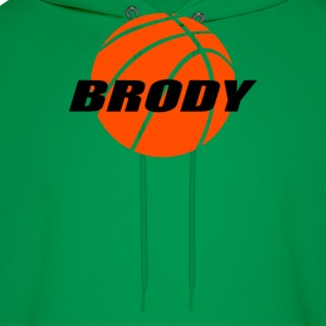 boy basketball - Men's Hoodie
