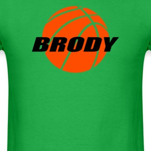 boy basketball - Men's T-Shirt