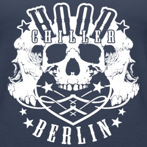 3 Skulls Berlin Tanks - Women's Premium Tank Top