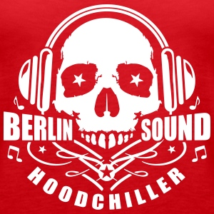 Skull Berlin Sound Tanks - Women's Premium Tank Top