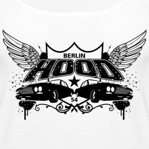 Berlin Hood Wings Tanks - Women's Premium Tank Top